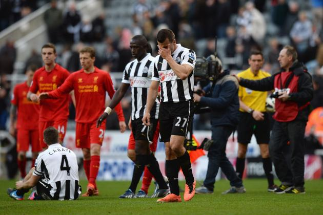 Newcastle United: How Will Alan Pardew Set the Magpies Up Next Season?