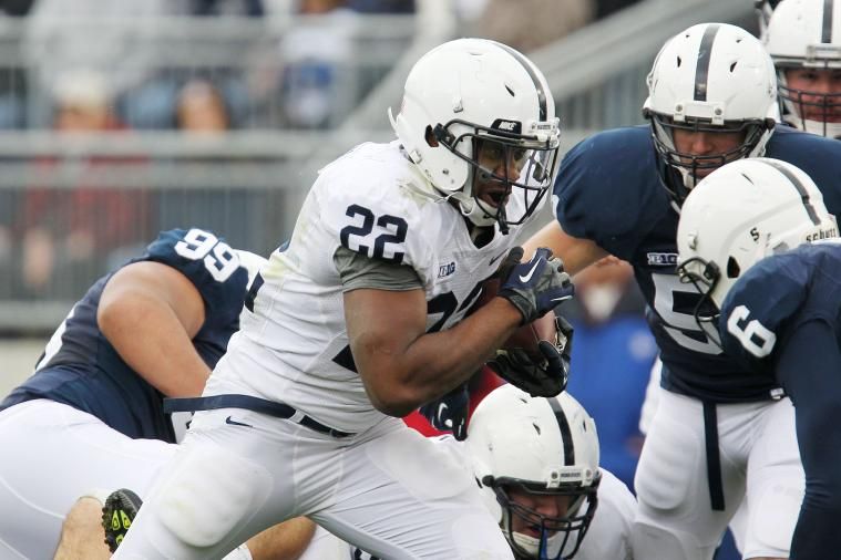 Penn State Football: Realistic 2013 Expectations for Nittany Lions Offense