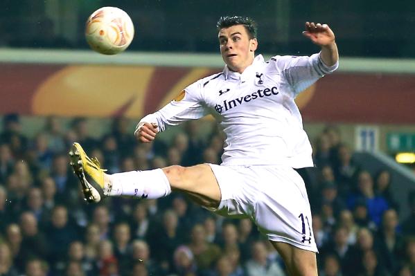 Gareth Bale Tops Robin van Persie for FWA Footballer of the Year Award
