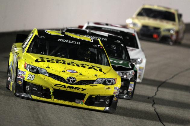 NASCAR at Talladega: Complete Broadcast Information and Preview