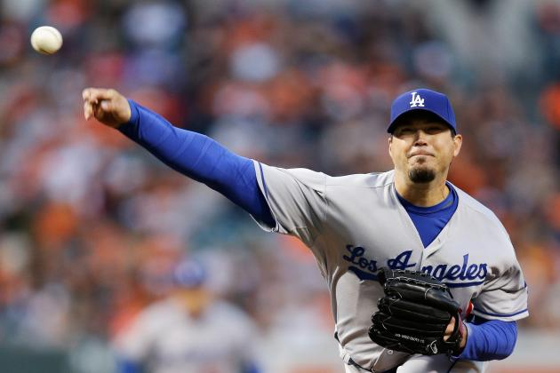Josh Beckett Takes the Slow Train to Start 2013