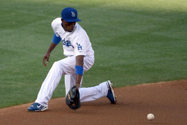 Dodgers Mulling Dee Gordon as a Second Baseman