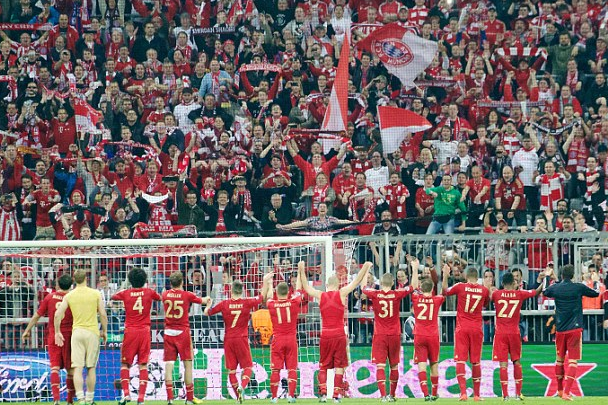 £104: The Bargain Price of a Bayern Munich Season Ticket