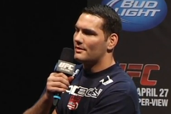 Chris Weidman: I'm a Nightmare Matchup for Anderson Silva