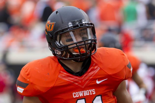 Oklahoma State Post-Spring Roster Update: LB Nico Ornelas Leaves Team
