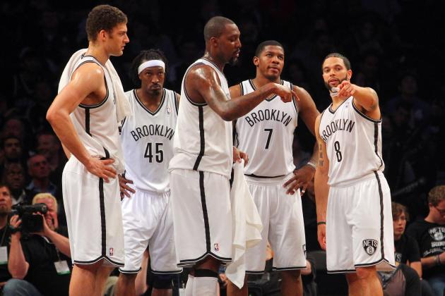 Nets Believe They're the Better Team