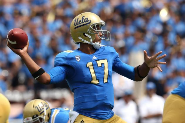 UCLA Football Post-Spring: Offense