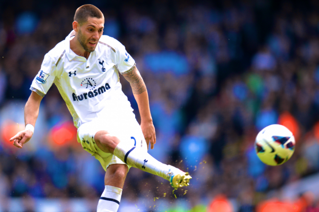 Breaking Down Clint Dempsey's Tottenham Stats This Season