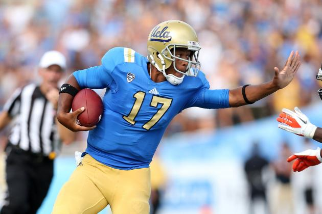 Early Look at Bruins in the 2014 NFL Draft