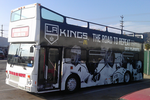 'Road to Repeat' Bus Hits the Trail