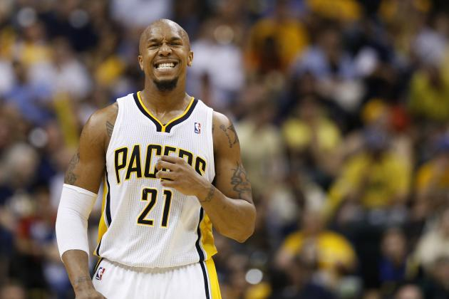 David West Plays Like, Well, David West Again