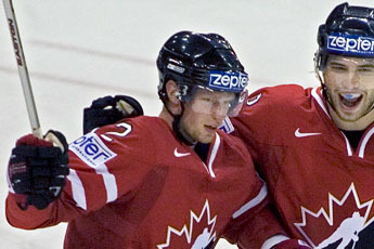 Eric Staal Named Canada's Captain for Men's World Hockey Championship