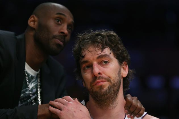 Kobe Believes Lakers Will 'Win a Championship, No Doubt About It'