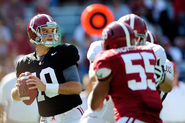 McShay Has to Say About Alabama Quarterback AJ McCarron