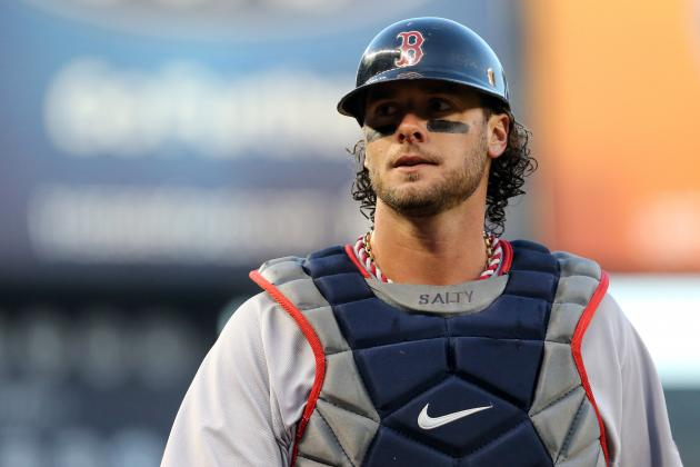 Boston Red Sox: Potential Landing Spots for Jarrod Saltalamacchia