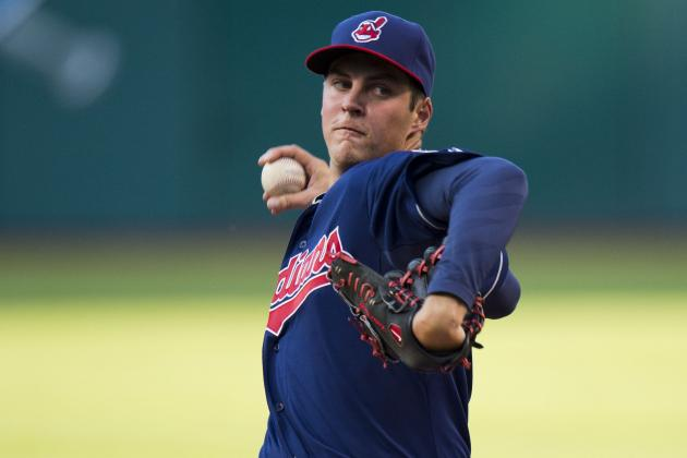 Trevor Bauer Optioned to Triple AAA-Columbus