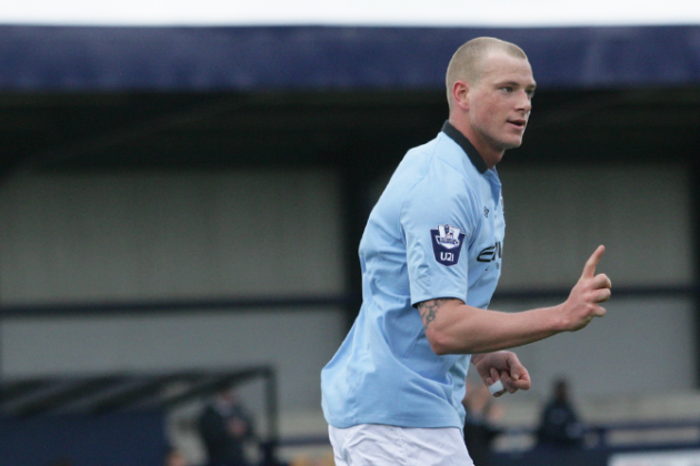 Manchester City's Forgotten Wunderkind Striker John Guidetti
