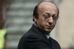 Moggi: 'Zanetti Is Acting'