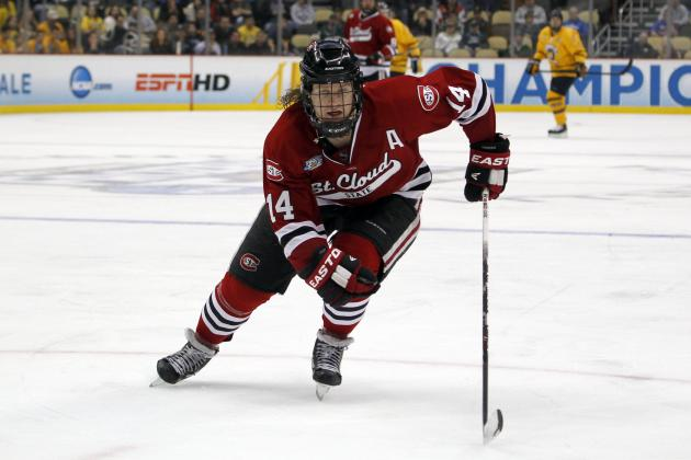 Detroit Signs Nick Jensen to Entry-Level Contract