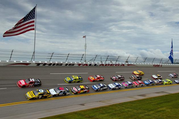 Complete Preview of NASCAR Sprint Cup Series at Talladega