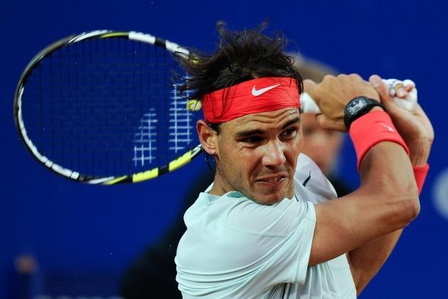 Rafael Nadal Must Be the Favorite to Win Third Career Title at 2013 Madrid Open