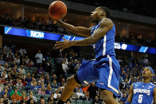 Syracuse Basketball Is Possible Destination for Memphis Transfer Antonio Barton