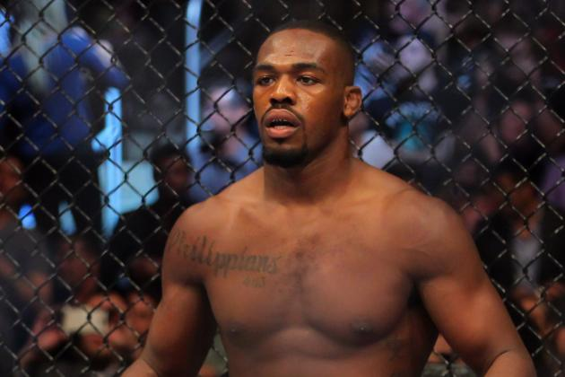 Jon Jones's Toe Wasn't Actually Broken; Champ Will Be Back in 6-8 Weeks