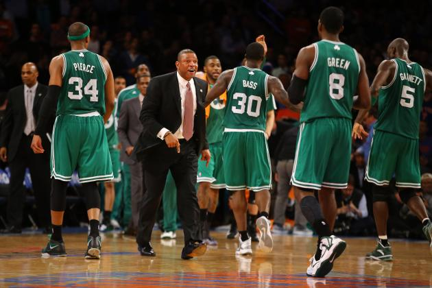 Boston Celtics Proving They're the One NBA Team You Don't Fool Around with