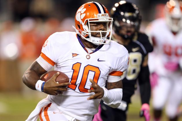 Your Best 11 Mailbag: ACC's Best QB, SEC East Champ and Why so Few NFL-Ready QBs