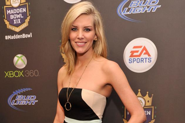 Charissa Thompson Has Left ESPN for Fox Sports