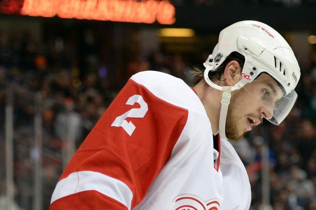 Red Wings Focus on Improving Forecheck in Game 2
