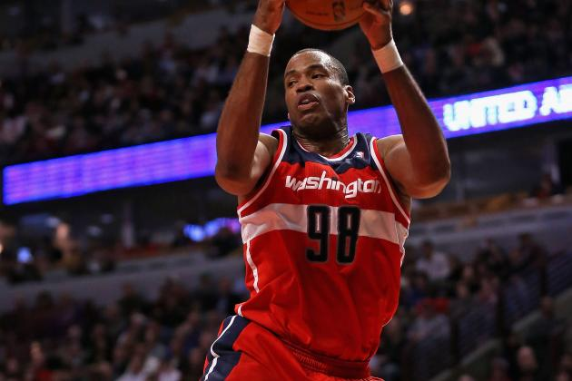 Jason Collins's Future with Washington Wizards in Doubt
