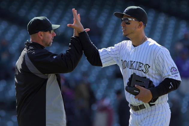 Rockies Enjoy First Place and Know with Pitching They Could Contend