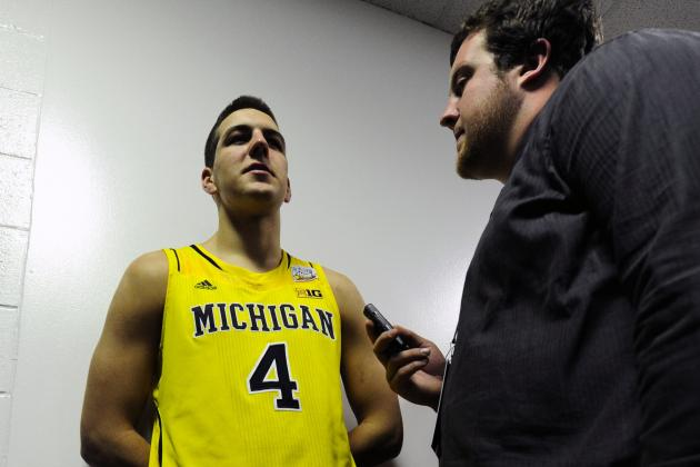 Analysts: Michigan's Mitch McGary a 'Possible' First-Team All-American