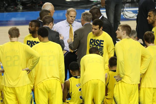Report: Michigan Basketball Game at Barclays Part of Dec. 21 Tripleheader