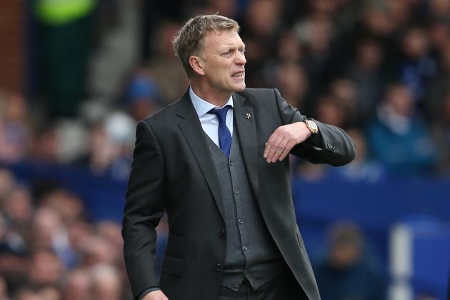 Everton Manager David Moyes Admires the German Bundesliga