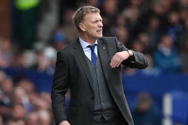 Everton Manager David Moyes Admires the German Bundesliga