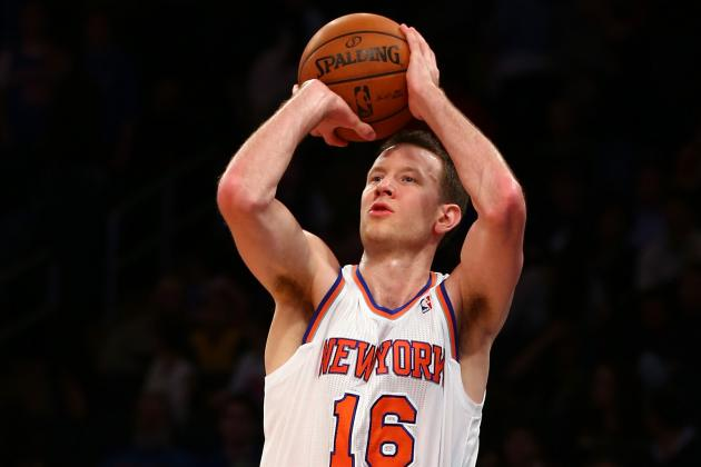 Steve Novak Doubtful for Game 6