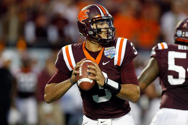 Thomas Must Minimize Mistakes to Lead Hokies