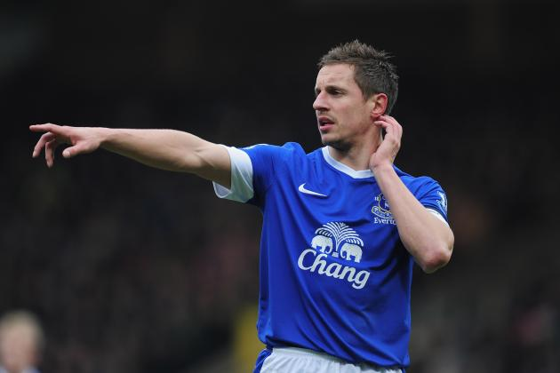 Jags, the New Captain of Everton