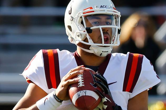 Debate: Predict Logan Thomas' Final Statistics for 2013