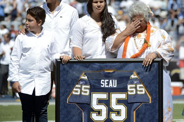 Junior Seau's Passing: One Year Later
