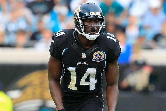 Jaguars Will Miss Justin Blackmon, Badly