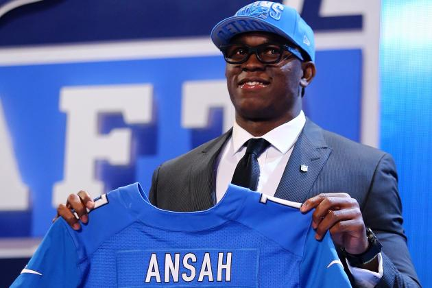 Ziggy Ansah a Favorite to Win Defensive Rookie of Year, Oddsmakers Say
