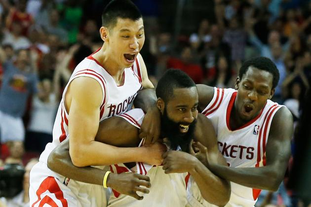 Are James Harden's Houston Rockets Better Off Without Jeremy Lin?