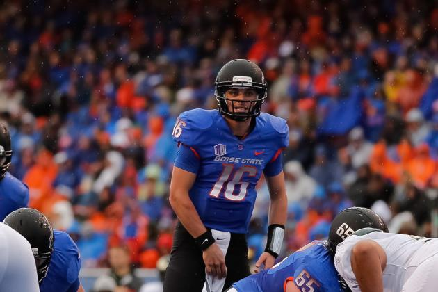 Boise State Football: QB Joe Southwick Must Start 2013 Like He Finished 2012