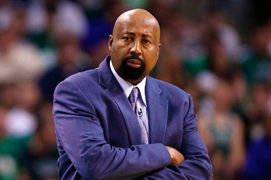 Woodson Furious Knicks Wore Black