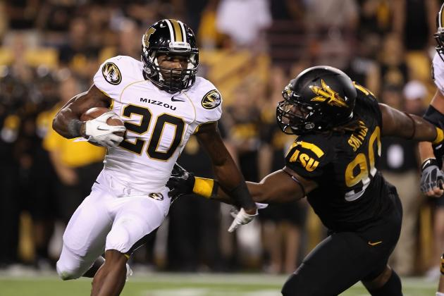 Josey Ready for Big Return for Missouri