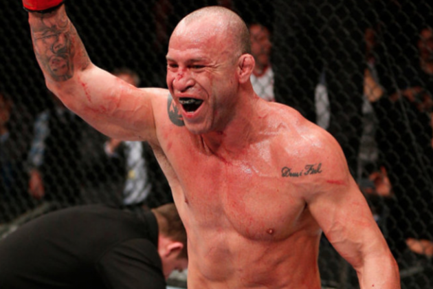 Sonnen-Silva Being Considered to Headline First UFC Event on FS1