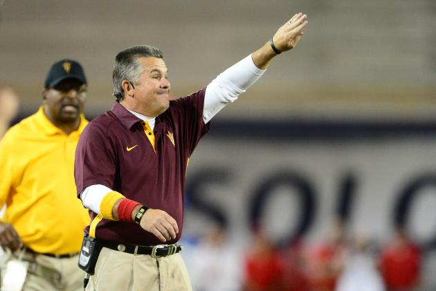 ASU Football Sets Camp Tontozona Dates from Aug. 12-17